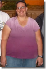 Weight Loss Surgery Patient Christine
